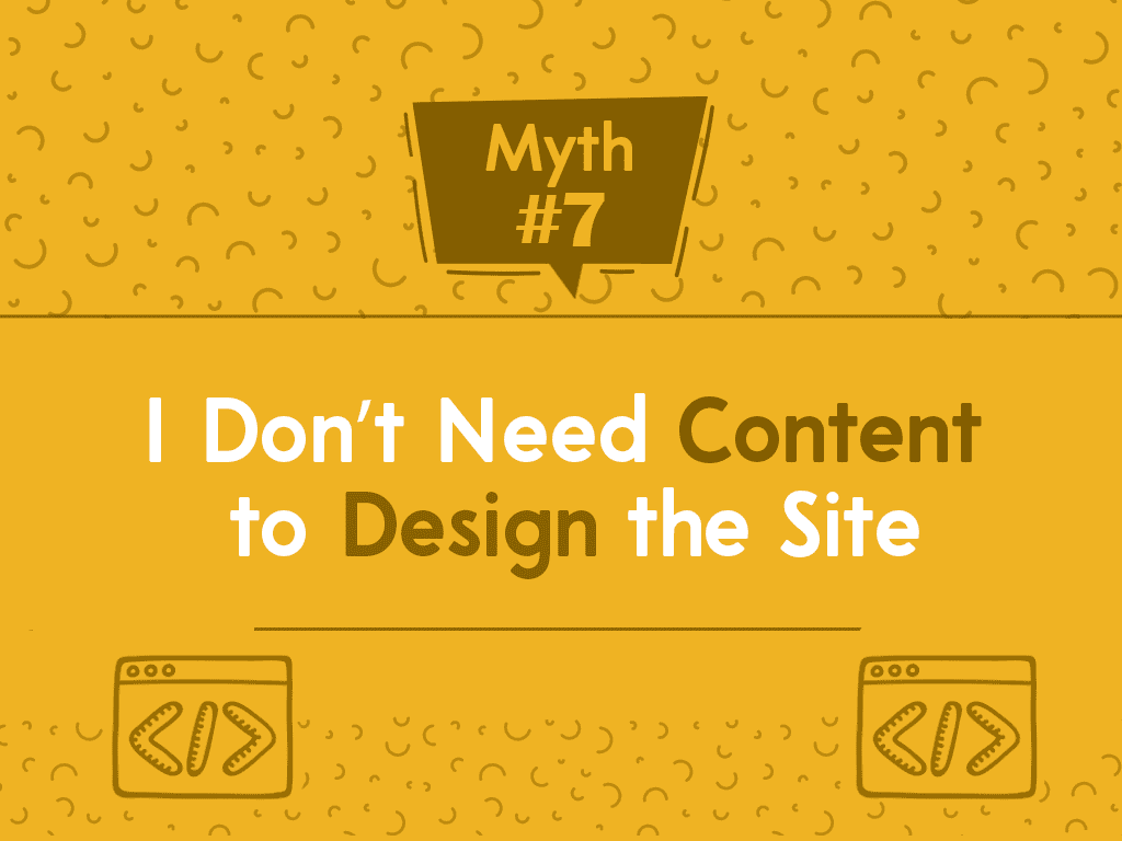 therapist website design myth 8