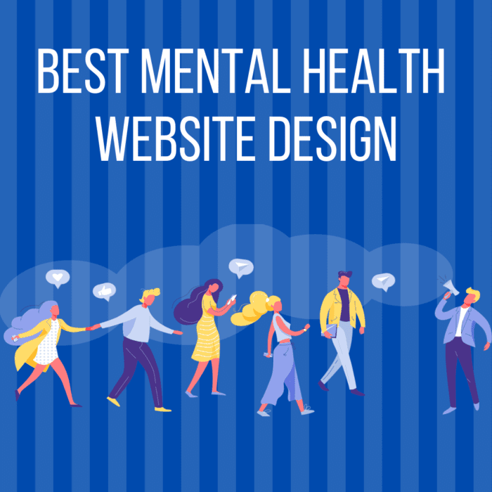 Best Mental Health Website Design