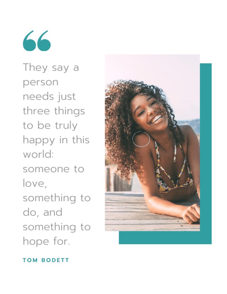 Therapist Quote: Hope