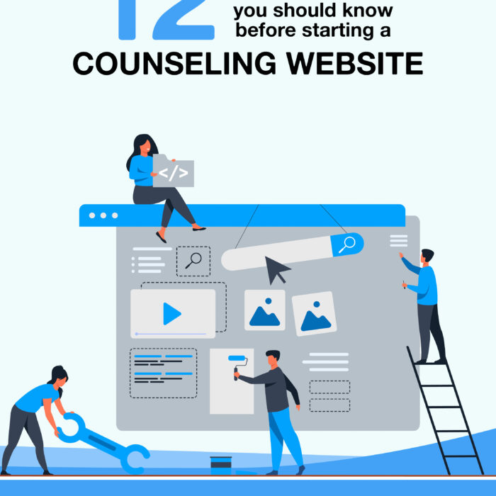 12 Things You Should Know Before Starting a Counseling Website (And a FREE Bonus!)