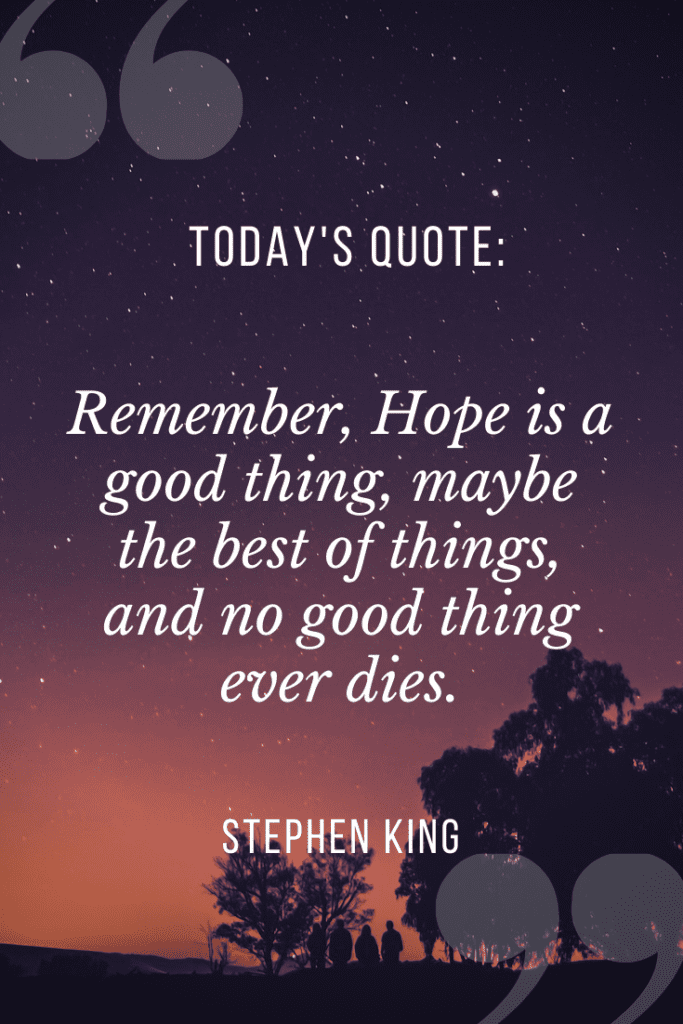 Quotes for Therapists: Hope