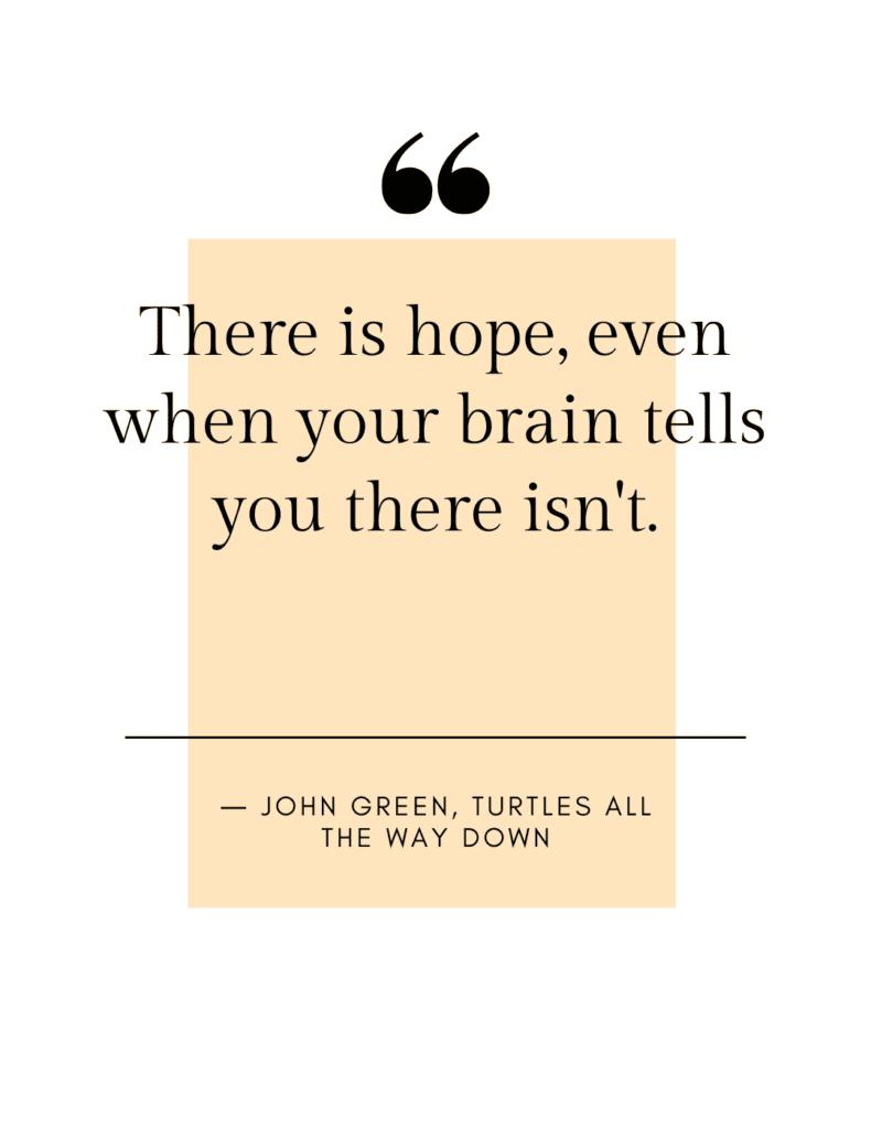Therapist Quotes: Hope