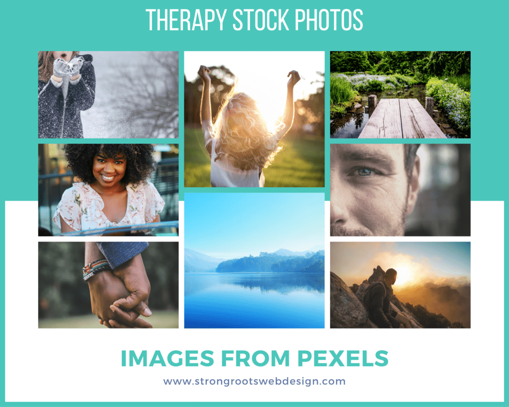 Therapy Stock Photo Examples from Pexels