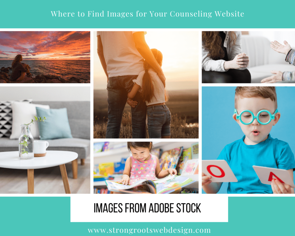 Collage of stock images from Adobe Stock