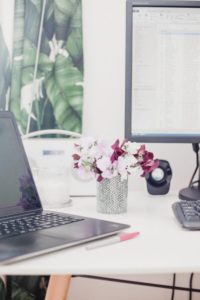 office_flowers