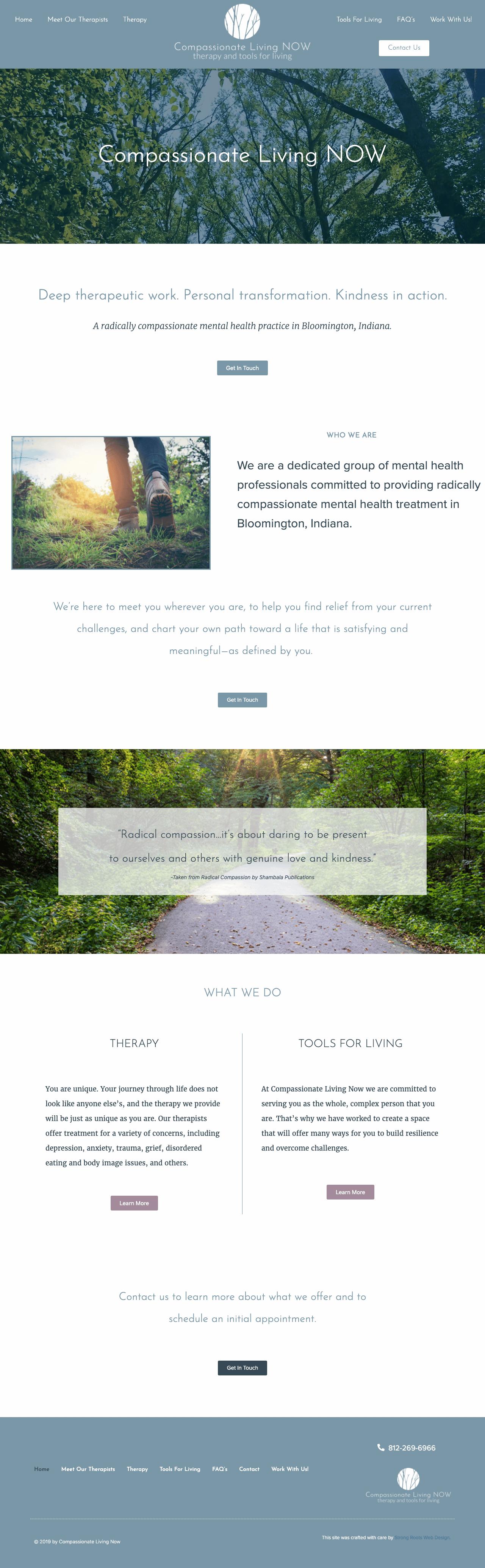 CLN_homepage